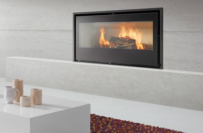 Rocal Insert Fireplaces