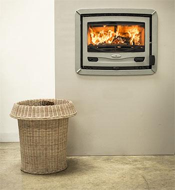Charnwood Bay GT Fireplace