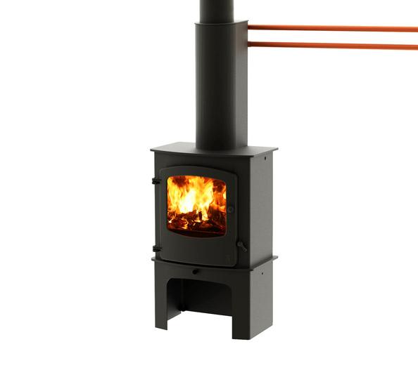 Charnwood Flue Boiler